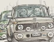 BMW Girls - heels and wheels / #BMW #Girls - #heels and #wheels