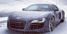 Cars - Audi supercars / #Audi #Qattro #Car #RS #A4 #A6 #A8 #R8