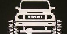 4x4 Suzuki Offroad / #Suzuki #Samurai #SJ #Offroad