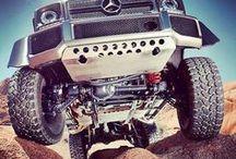 4X4 Mercedes OffRoad