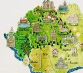 Visit România. Places to see before you die!