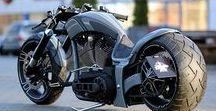 Wheels 2 fun / #speed, #chopped, #custom #bike #funny