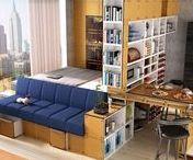 Design - One room apartment