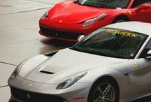Cars - Ferrari supercars