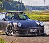 Cars - Porsche supercars