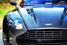 Cars - Aston Martin supercars