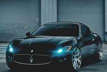Cars - Maserati supercars