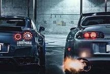 Cars - Nissan supercars