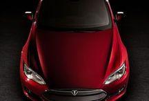 Cars - Tesla supercars