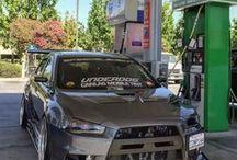Cars - Mitsubishi supercars