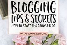 Blogging For Beginners / This board is dedicated to fantastic articles and blog posts full of branding advice, tips and advice for running your own successful blog business.