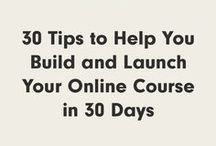 Create & Sell Online Courses / Are you excited to create and launch your first online course? This board is designed to help you figure out how to plan, launch and sell your online course.