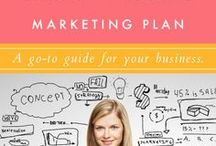 Marketing Ideas For Your Blog / A Pinterest board full of Creative marketing ideas for your blog or business. Find the best marketing ideas to help you get traffic to your blog or website.