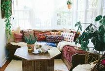 Home is your Sanctuary / Beautiful spaces, creative inspiration, favorites, and wish list items