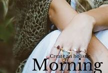 Make it a good morning / Because how you start your day, affects your ENTIRE day.