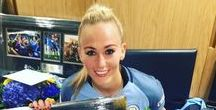 Toni Duggan / Toni Duggan (born 25 July 1991) is an English footballer who plays as a winger or as a forward, for Manchester City and the England women's national football team. Duggan signed for Manchester City on 28 November 2013, she became the first female player to receive the club's Goal Of The Season award following an impressive goal against Chelsea in the Women's Super League.