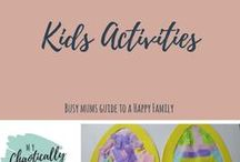 Kids Activities ~ Happy Family / Activities for kids of all ages: Crafts | Messy Play | Outdoor Play | Sensory Play | Toy Reviews