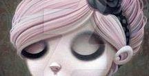 Shannon Bonatakis / Shannon Bonatakis, anime, art, 3D art, hentai, girl, digital art, charecter design,