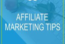 Affiliate Marketing Tips / Articles and Pins dedicated to Affiliate Marketing for Bloggers and Entrepreneurs that want to create Passive income from their online content.