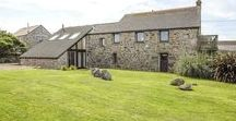 House for sale Bollowal, St. Just, Penzance, Cornwall TR19 7NP / Property for sale in Cornwall.  Bollowal, St. Just, Penzance, Cornwall TR19 7NP.  Guide Price Of £575,000.  A delightful barn conversion with versatile accommodation and fantastic views.