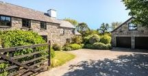 House for sale Paul, Penzance, Cornwall TR19 6UY / Property for sale in Cornwall.  Paul, Penzance, Cornwall TR19 6UY.  Guide Price Of £645,000.  An attractive granite former farmhouse set amidst attractive gardens and enjoying a rural location.