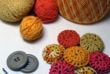 Knit & Crochet: Stitches & Tutorials / by Deborah Burdin