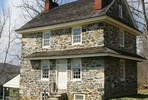 DWELLINGS : Traditional Houses / Classic Architecture