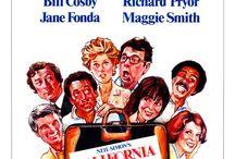 DIVERSIONS : Films ~ Comedies / Amusing Motion Pictures