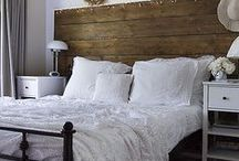 Home {Bedroom} / Bedrooms to inspire... / by Sandra Paul {Simple is Pretty}