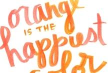 All Things Burnt Orange