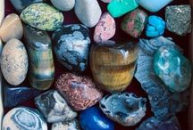 NATURE : Minerals, Gems + Beauties / Natural Wonders / by Reece Bivens