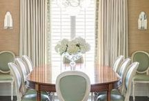 Home {Dining Room} / Dining rooms to inspire... / by Sandra Paul {Simple is Pretty}