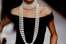 "Pearls 4 Girls / ""Diamonds might be a girls' best friend, but PEARLS are her SOUL MATE."" / by Lani Going"