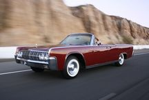 AUTOMOBILES : Lincoln-Mercury / Ford Motor Company Luxury Models