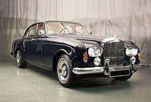AUTOMOBILES : Bentley + Rolls Royce / British Luxury