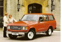 AUTOMOBILES : Toyota / Japanese Engineering~
