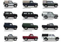 AUTOMOBILES : Land Rover / Land Rovers
