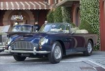 AUTOMOBILES : Aston-Martin / British Performance