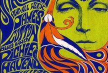 Iconic Concert Posters / by Karen Ontko