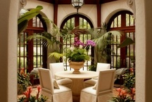 :: Dreamy Dining Areas ::