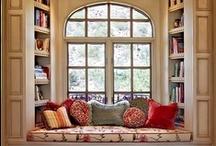 :: Nooks & Window Seats ::