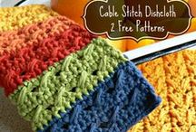 Crafting / Awesome ideas for crocheting, sewing, arm knitting, etc.  These will take me a while to complete, but the inspiration is now present =0) / by Julie Ann Filter (of Savvy Homemaking)