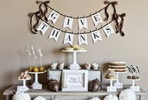 FREE Printables: Thanksgiving / FREE Thanksgiving Printables / by Sandra Paul {Simple is Pretty}