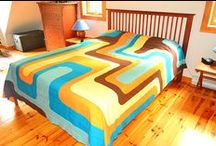 Groove Quilts - Totally Groovy QAL / by Pile O' Fabric