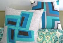 Pillow Inspiration / by Pile O' Fabric