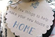 Housewarming! / Ideas for the perfect housewarming party.