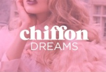 Chiffon Dreams / A Shift away from the scientific, futurist focus of season's past an analogue. Rather than digital way of life back to basics & back to nature - Chiffon Dreams at Bras N Things / by Bras N Things