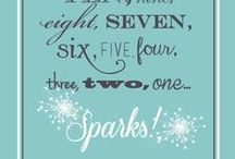 FREE Printables: New Year's / FREE New Year's Printables / by Sandra Paul {Simple is Pretty}