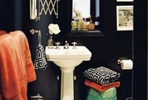 DECOR : Bathrooms / Water Closet + Powder + Lavatory