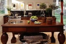 DECOR : Kitchen + Butler's Pantry / Kitchens, Food Prep and Storage / by Reece Bivens
